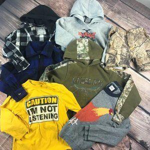 Carhartt Size 4 Shorts Clothes Lot Boys